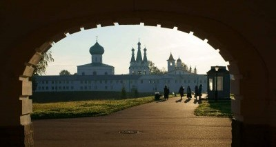 Паломничество на землю русского Авраама