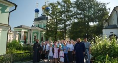 Паломничество по святыням Калужской земли