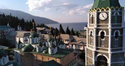 Дни 8-13. Послушания в Русском монастыре.