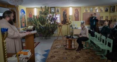 Встреча с духовным наставником