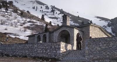 Записки афонского паломника III. Великие искушения
