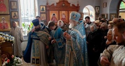 День встречи Нового и Старого Заветов