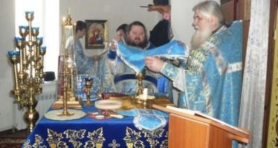 Празднование Сретения Гоподня